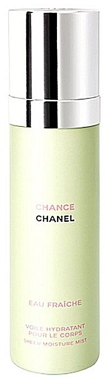Chanel Chance Eau Fraiche - Erfrischender und feuchtigkeitsspendender Körpernebel