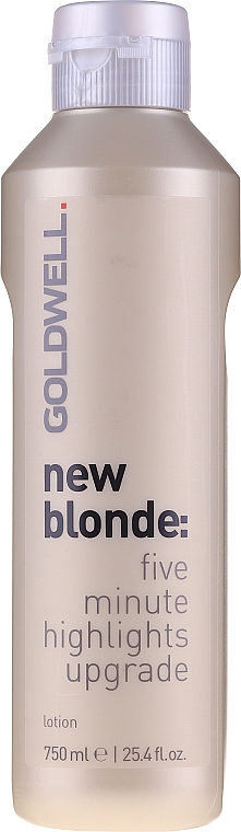 Blonde-Lotion - Goldwell New Blonde Lotion — Bild N1