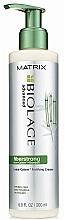 Düfte, Parfümerie und Kosmetik Haarcreme für schwaches und sprödes Haar - Biolage Advanced Fiber Strong Fortifying Cream