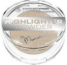 Düfte, Parfümerie und Kosmetik Highlighter Puder - Bell HYPOAllergenic Highlighter Powder by Marcelina