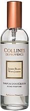 Düfte, Parfümerie und Kosmetik Raumspray White Jasmine - Collines de Provence White Jasmine Home Perfume