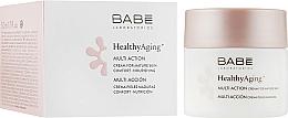 Düfte, Parfümerie und Kosmetik Nährende und straffende Anti-Aging Gesichtscreme für reife Haut - Babe Laboratorios Healthy Aging Multi Action Cream For Mature Skin