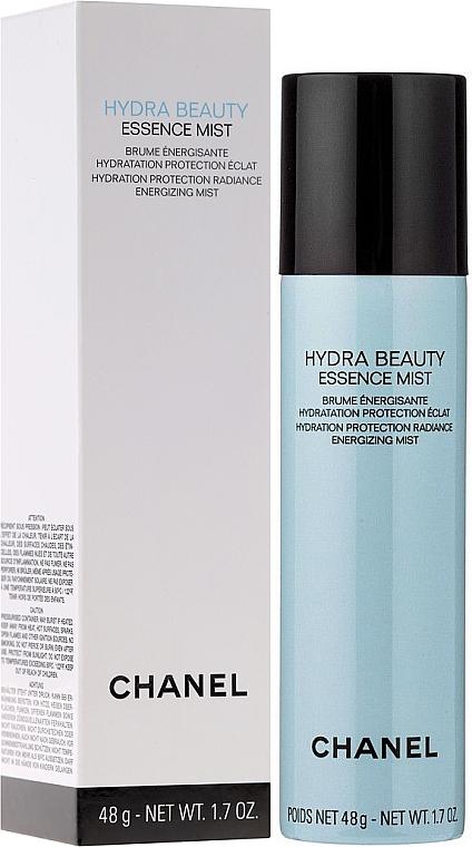 Konzentriertes Feuchtigkeitsspray für das Gesicht - Chanel Hydra Beauty Essence Mist