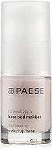 Düfte, Parfümerie und Kosmetik Aufhellende Make-up Base - Paese Base