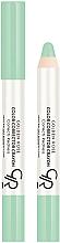 Düfte, Parfümerie und Kosmetik Korrekturstift gegen Hautrötungen - Golden Rose Color Corrector Crayon