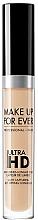 Düfte, Parfümerie und Kosmetik Concealer mit lichtreflektierenden Pigmenten - Make Up For Ever Ultra HD Light Capturing Self-Setting Concealer