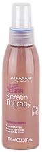 Düfte, Parfümerie und Kosmetik Haarmilch mit Babassuöl und Keratin - Alfaparf Lisse Design Keratin Therapy Refill Milk