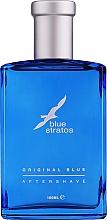 Düfte, Parfümerie und Kosmetik Parfums Bleu Blue Stratos Original Blue - After Shave Lotion