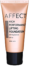Düfte, Parfümerie und Kosmetik Straffende Foundation LSF 10 - Affect Cosmetics High Performance Lifting Foundation SPF 10
