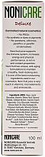 Anti-Aging Gesichtsreinigung mit Kamillen-, Aloe Vera-, Acai Beere-, Noni- und Granatapfelextrakt - Nonicare Deluxe Face Wash Cream — Bild N3