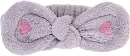Düfte, Parfümerie und Kosmetik Kosmetisches Haarband, grau - Lash Brow Cosmetic SPA Band