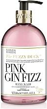 Düfte, Parfümerie und Kosmetik Flüssige Handseife Pink Gin Fizz - Baylis & Harding The Fuzzy Duck Pink Gin Fizz Handwash