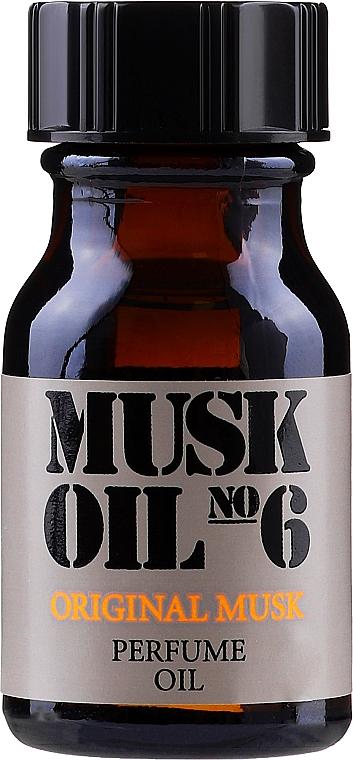 Parfümiertes körperöl - Gosh Musk Oil No.6 Perfume Oil