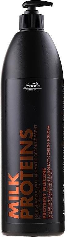 Shampoo mit Milchproteinen für trockenes und strapaziertes Haar - Joanna Professional Hairdressing Shampoo