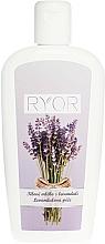 Düfte, Parfümerie und Kosmetik Körpermilch mit Lavendel - Ryor