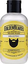 Düfte, Parfümerie und Kosmetik Veganes Bartshampoo - Golden Beards Beard Wash Shampoo
