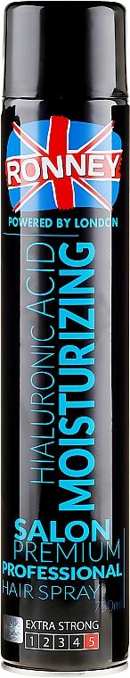 Haarlack - Ronney Hyaluronic Moisturizing Hair Spray