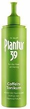 Düfte, Parfümerie und Kosmetik Tonikum zum Haarwachstum und Schutz der Haarwurzel mit Koffein - Plantur Coffein Tonikum