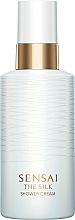 Düfte, Parfümerie und Kosmetik Feuchtigkeitsspendende reichhaltige Duschcreme - Kanebo Sensai Silk Shower Cream