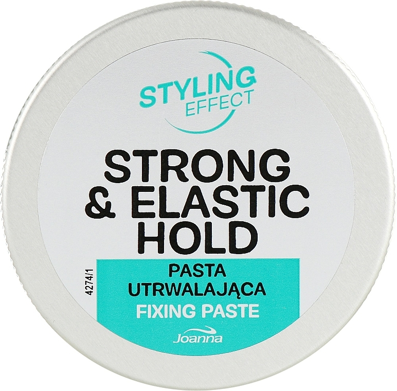 Modellierende Haarpaste mit Sheabutter - Joanna Styling Effect Strong & Elastic Hold Fixing Paste