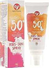 Düfte, Parfümerie und Kosmetik Sonnenschutzspray für Kinder SPF 50+ - Eco Cosmetics Esent