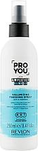 Düfte, Parfümerie und Kosmetik Haarspray für mehr Volumen - Revlon Professional Pro You The Amplifier Bump Up Volumizing Finishing Spray