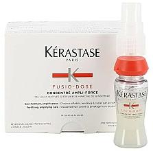 Düfte, Parfümerie und Kosmetik Intensive Behandlung für geschwächtes Haar - Kerastase Fusio-Dose Ampli Force Concentrate