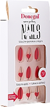Set Künstliche Nägel mit Kleber 3067 - Donegal Express Your Beauty — Bild N1