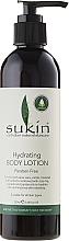 Düfte, Parfümerie und Kosmetik Feuchtigkeitsspendende Körperlotion für alle Hauttypen - Sukin Hydrating Body Lotion