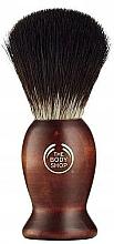Düfte, Parfümerie und Kosmetik Rasierpinsel - The Body Shop Men's Wooden Shaving Brush